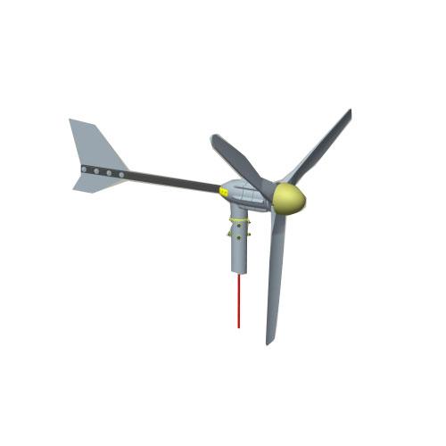 Wind Generator Greatwatt S800 600W / 48 V