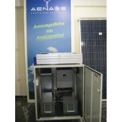 Μεταφερόμενο Αυτόνομο Φωτοβολταικό Σύστημα ACSS3K-1