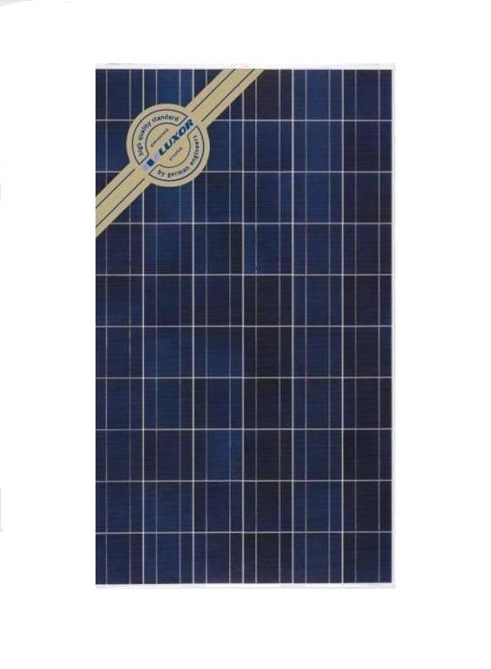 Φωτοβολταικό Πάνελ Πολυκρυσταλλικό LUXOR solo line 50W