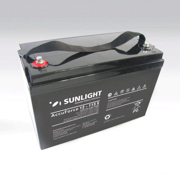 Sunlight Accuforce 12-115AH S