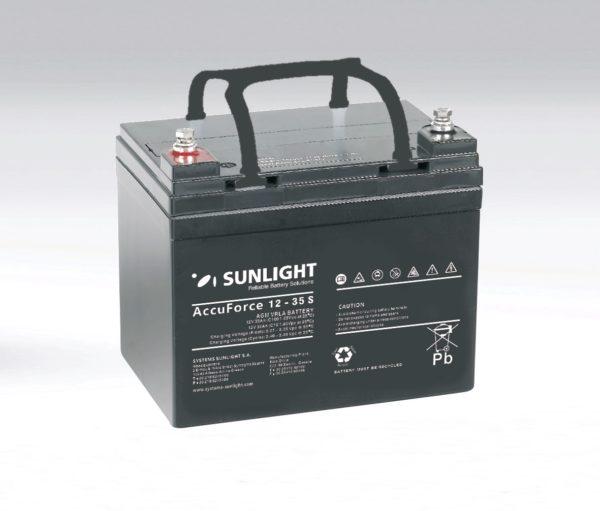 Sunlight Accuforce 12-35AH S