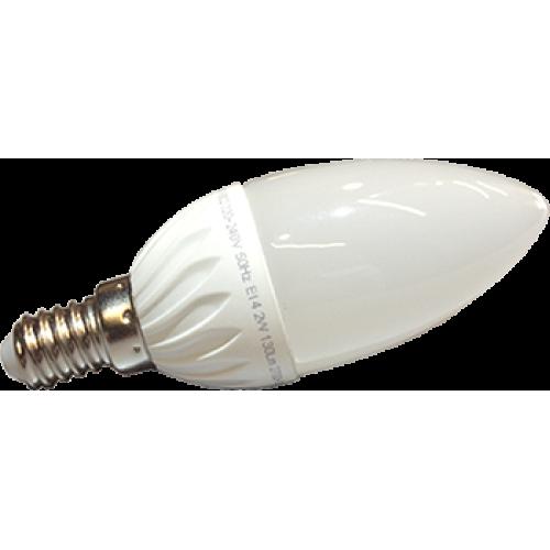 ΛΑΜΠΤΗΡΑΣ LED E14 4W (ΚΕΡΙ)