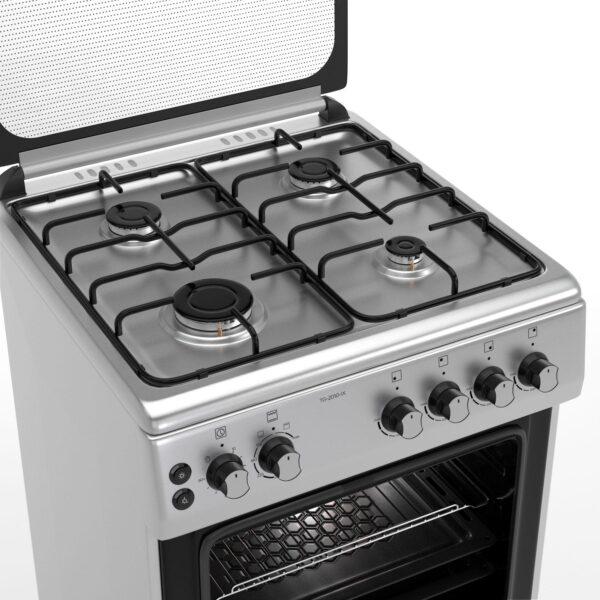 Thermogatz TG 2010 IX Κουζίνα Αερίου Inox