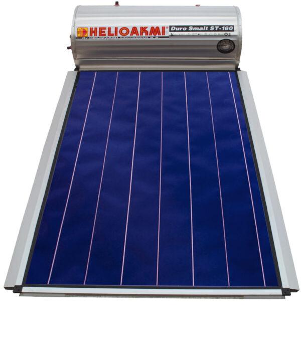 Helioakmi Megasun 120 / 2,1m² Glass Επιλεκτικός Τιτανίου Διπλής Ενέργειας