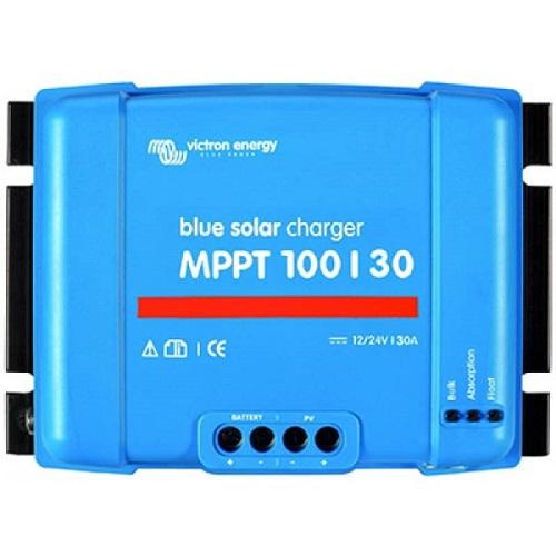 Ρυθμιστής φόρτισης φωτοβολταϊκών MPPT Victron Energy BlueSolar  100/30
