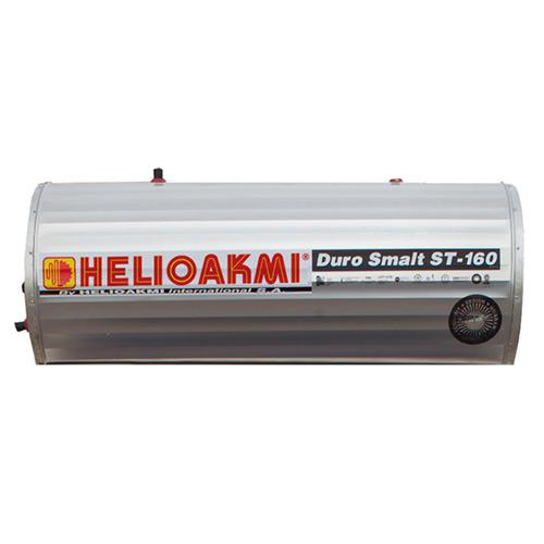 Helioakmi Megasun Boiler Ηλιακού 160L Glass Διπλής