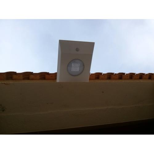 Ηλιακό Φωτιστικό Solar Security Light WS 602 Bri Lighting