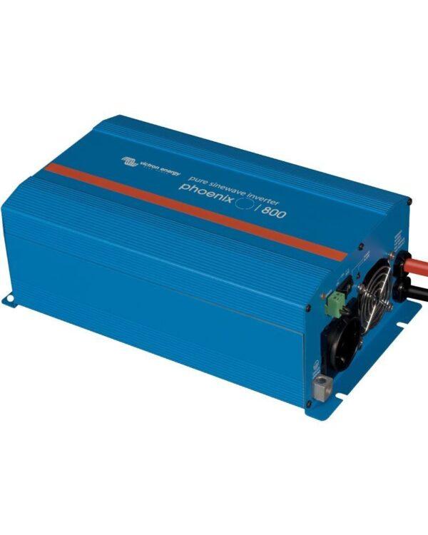 Μετατροπέας καθαρού ημιτόνου (Inverter) Victron Energy Phoenix 24V / 800VA / 230V