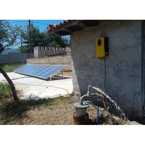 Μετατροπέας ηλιακών αντλητικών συστημάτων (Inverter) Setec Power SGY3700H 3,7 KW