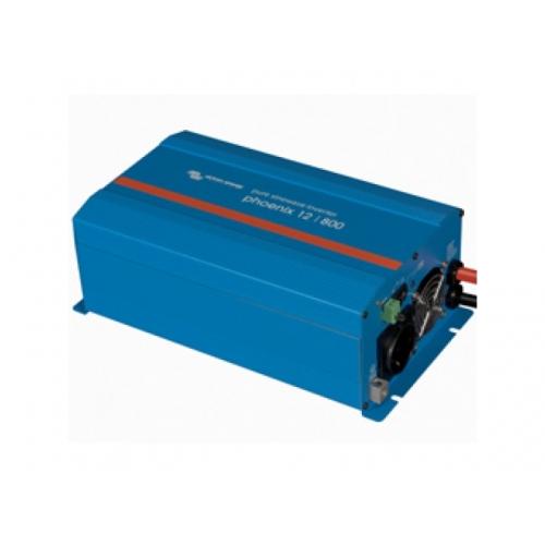 Μετατροπέας καθαρού ημιτόνου (Inverter) Victron Energy Phoenix 12V / 800VA / 230V