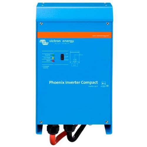 Μετατροπέας καθαρού ημιτόνου (Inverter) Victron Energy Phoenix C 12V / 1200VA / 230V