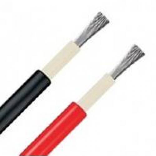 Καλώδιο τροφοδοσίας φωτοβολταϊκού τύπου solar cable 6mm μαύρο