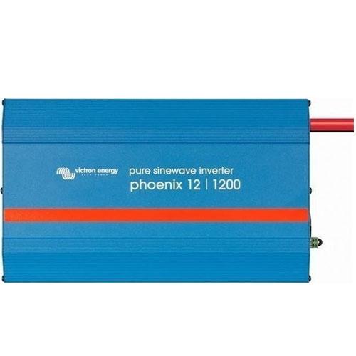 Μετατροπέας καθαρού ημιτόνου (Inverter) Victron Energy Phoenix 12V / 1200VA / 230V