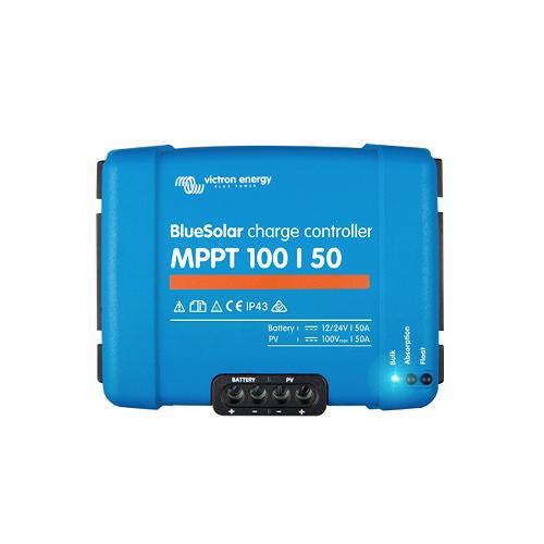 Ρυθμιστής φόρτισης φωτοβολταϊκών MPPT Victron Energy BlueSolar  100/50