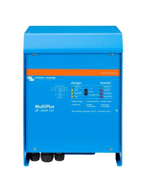Μετατροπέας με Φορτιστή Victron Energy Multiplus 48/5000/70-100 5000VA 48V 70AC