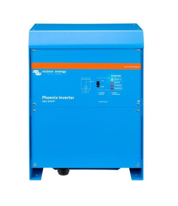 Μετατροπέας καθαρού ημιτόνου (Inverter) Victron Energy Phoenix 24V / 5000VA
