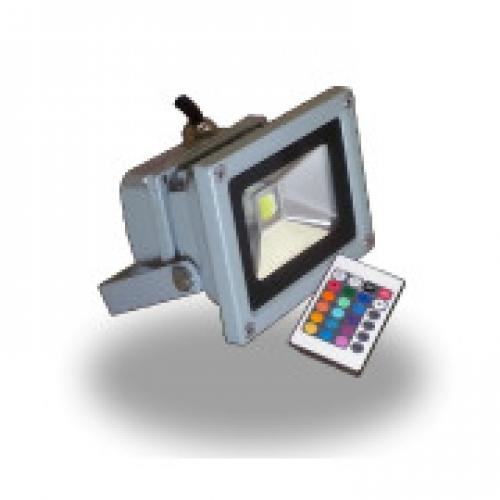 ΠΡΟΒΟΛΕΑΣ  LED RGB 10W / 185 - 265V AC