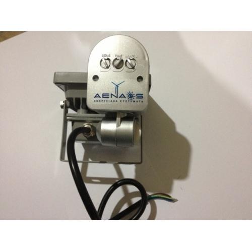 ΠΡΟΒΟΛΕΑΣ με Φωτοκύτταρο  LED 20W / 180 - 265V AC