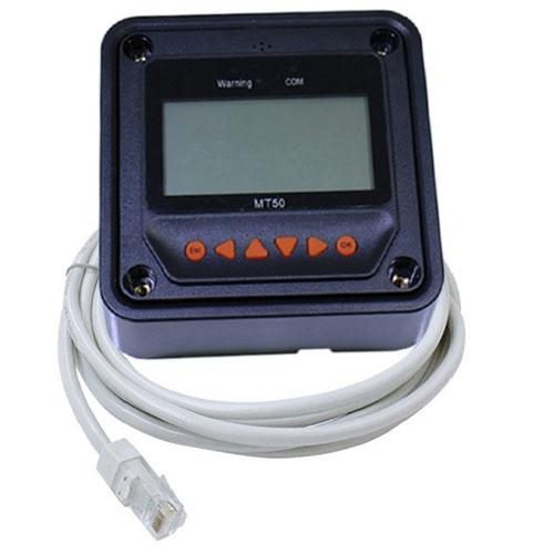 Ψηφιακό όργανο για ρυθμιστές φόρτισης Tracer Epsolar MT50