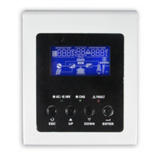Remote control box for Inverter Axpert Voltronic power