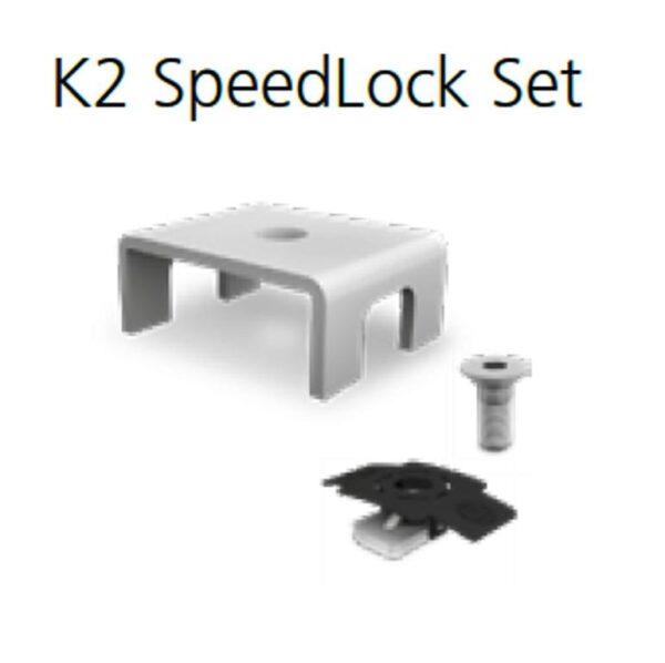 K2 SRL 22 SET (SPEEDRAIL LOCK 22 SET)