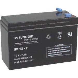 Μπαταρία Sun Light SP12-7.0Ah  AGM κλειστού τύπου
