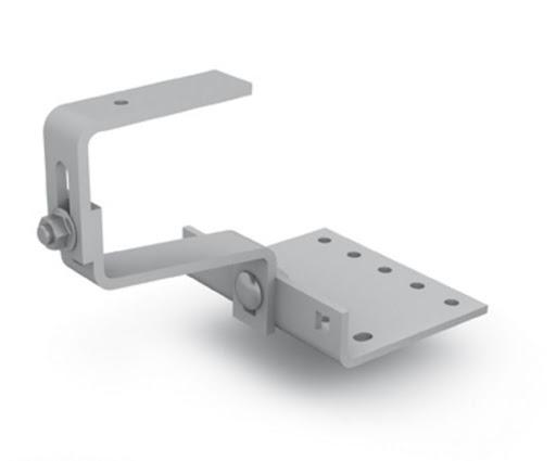 Τεμάχιο ρυθμιζόμενο για κεραμοσκεπή στήριξης φωτοβολταϊκών συστημάτων K2 DH RF PA VARIO 2