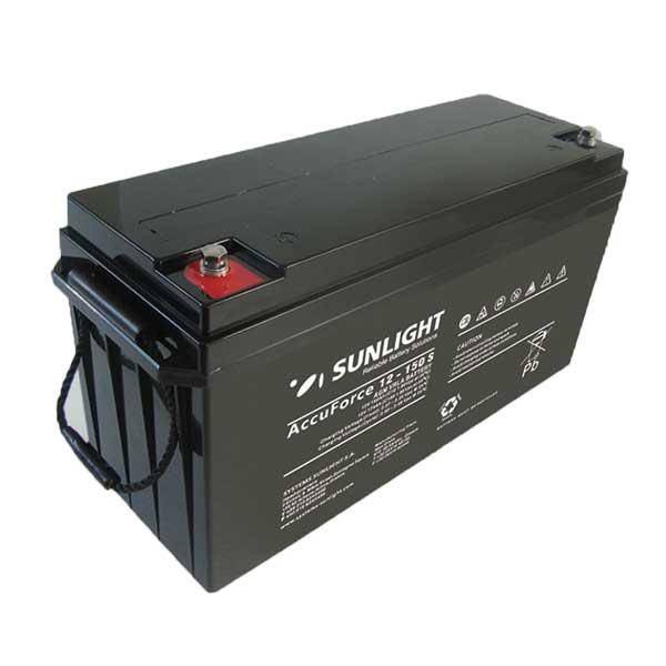 Μπαταρία Φωτοβολταϊκών SunLight AccuForce 12V – 175s Ah AGM κλειστού τύπου