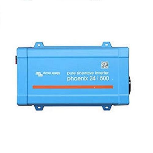 Μετατροπέας καθαρού ημιτόνου (Inverter) Victron Energy Phoenix 24V / 500VA / 230V