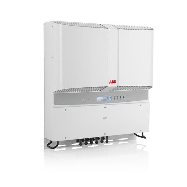 Inverter Φωτοβολταϊκών Τριφασικό ABB IV PVI-10.0-TL-OUTD-FS (με DC switch& ασφαλειοθήκη)
