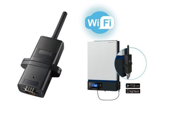 Προσαρμογέας WIFI για Voltronic Power