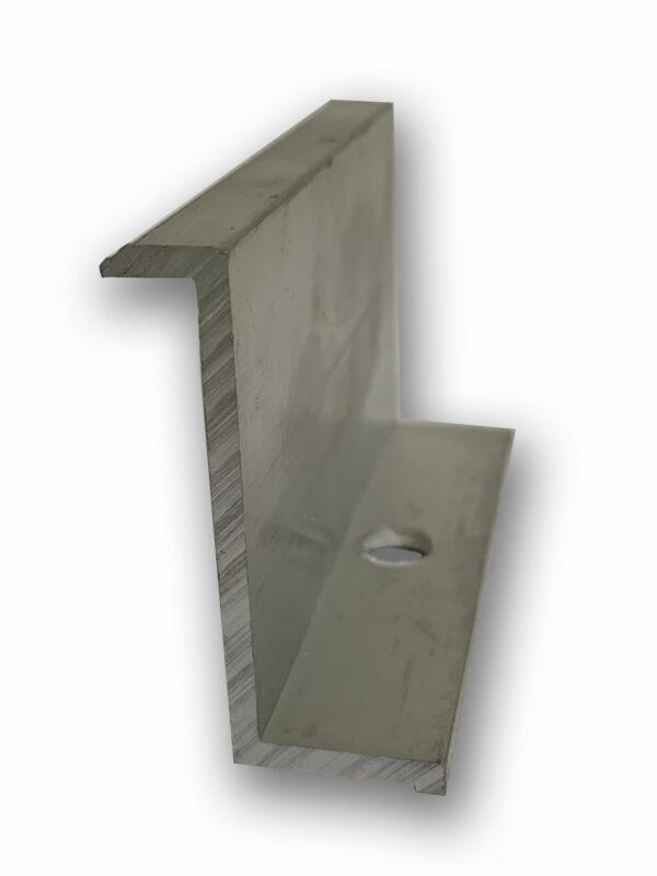 Τερματικά στηρίγματα Φωτοβολταϊκών πάνελ 50mm