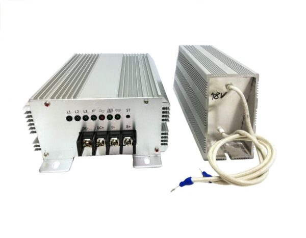 S800-24V CONTROLLER WITH DUMPLOAD (ΑΝΤΑΛΛΑΚΤΙΚΑ)