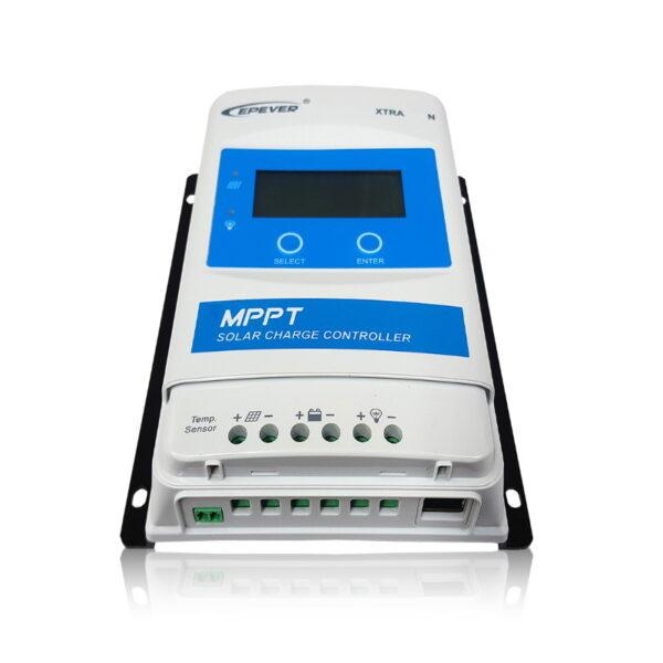 Ρυθμιστής φόρτισης φωτοβολταϊκών MPPT XTRA 4215N-XDS2 40A  12/24 VDC Epsolar