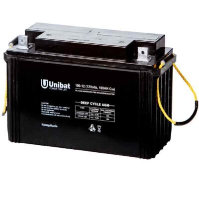 Sealed Batteries AGM Deep Cycle