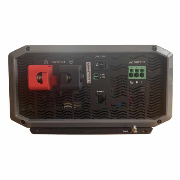 Μετατροπέας καθαρού ημιτόνου (Inverter) EPEVER IP2000-12-PLUS(T) 12V 2000W