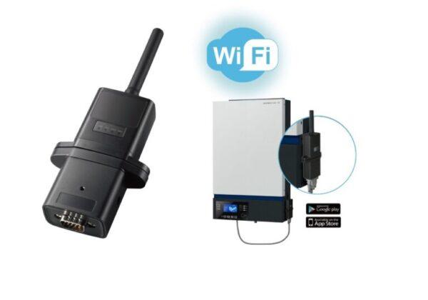 WIFI MODULE (Optional WatchPower Wifi Plug-in Module for for KS/MKS 1K-3K